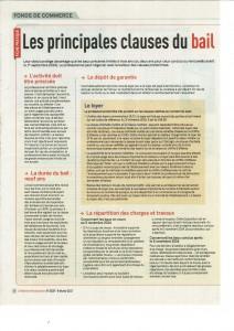 Les principales clauses du bail commercial (1)-1